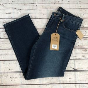 Lucky Brand Sweet Crop Jeans - Size 8/29
